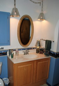 Upstairs Bathroom Vanity